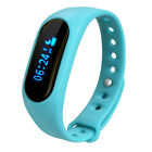 Bluetooth Smart Watch Bracelet Health Wristband Fitness Sleep Tracker Waterproof