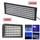 180/360W Dimmable LED Aquarium Light Full Spectrum Remote Control Fish Tank Reef
