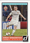 Donruss Soccer 2015 Base Cards 51 to 100 Pick From List