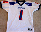 BOISE STATE BRONCOS TODDLER BABY NCAA FOOTBALL JERSEY #1 SIZES 2/3, 4/5 NEW!