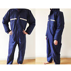 Conjoined raincoats overalls Electric motorcycle fashion Men and Women WorkSuit1