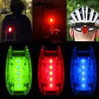 LED Safety Light Easy Clip High Visibility Running Cycling Easy Use Lightweight