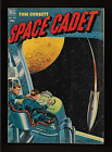 "1952 1ST ISSUE  "" SPACE CADET ""   PHOTO COVER DELL #378 COMIC BOOK COMPLETE"