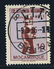 """PORTUGAL / MOZAMBIQUE Mi.414 used 1955/56 """"C.T.T. / BEIRA"""" CDS ( 5 available )"""