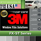 3M FX-ST50 50% VLT Charcoal Automotive Car Solar Protective Window Tint Film Sz