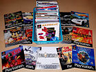 Sony Playstation PS1 Game Manuals (UK PAL) Huge Selection