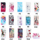 Phone Flip PU Leather Case Wallet Cover For Wiko Huawei Moto G3 G4 HTC M8 Nokia