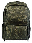 "Digital Camo Backpack 18"" ACU Camouflage Daypack Army Bookbag ACU Camo Backpack"