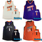 #1 Devin Booker Phoenix Suns NBA Jersey Men Adult Kid Youth Basketball Top 70pts