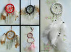 DREAMCATCHER DREAM CATCHER 5CM  WINDCHIME MOBILE KEYRING 6CM WHITE
