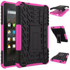 HEAVY DUTY SHOCKPROOF WITH STAND HARD CASE COVER FOR AMAZON KINDLE FIR HD 7 2015