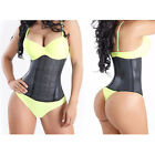 Fajas Reductoras Latex Waist Trainer Shaper Cincher Tummy Girdle Slim Plus Sport