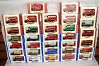 OXFORD DICAST MODELS 1915 AEC  BUS (OLE BILL) CHOOSE FORM LIST - LOT D
