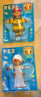 Pez Handy Dandys Puppets Pick -  Fireman - Bride FunKo MINT Carded NEW