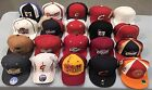 CLEVELAND CAVALIERS SELECT 1 OF 21 FLAT BRIM OR PRO SHAPE FITTED OR TOUCH CLOSER on eBay