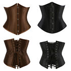 Women's 26 Steel Boned Heavy Duty Waist Trainer Corset Shaper for Weight Loss