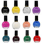 14 Colors New Women Template Stamping Painting Varnish Special Nail Art Polish