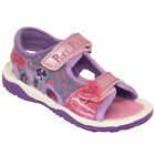Girls Sandals My Little Pony Kids Floral Glitter Heart Strap Sports Shoes Summer