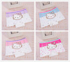 14 year old panties - 4 Pcs Packed Cat H Cotton Children Girl's Briefs Panties Underpants 4-10 Years