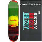 CHOCOLATE Skateboard Deck TERSHY SUBTLE SQUARE 8.375 with GRIZZLY GRIPTAPE image