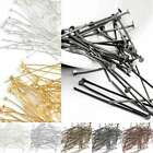 30g 21 Gauge Iron Head Pins Craft Beading Jewellery Making Findings All Sizes