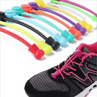 Shoelaces Elastic Round Shoe Laces Sneakers Quick Locking Shoestrings Fashion