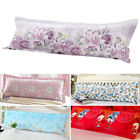 Newly Pillowcase Lover Bolster Cover Bed Long Pillow Case Printing Cushion Cover