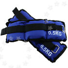 1kg/2kg Comfort Fitness Ankle Wrist Weights Strength Gym Training Set