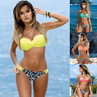 Women Bikini Set Swimsuit Beachwear Swimwear push up monokini Bra Bathing