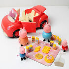 Peppa Pig Friends Action Figures Peppa Friends Toys Birthday Gift PVC Toy