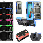 EagleCell Coolpad Defiant 3632A Hybrid Armor Case Belt Clip Holster SPL