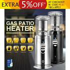 New Gas Patio Heater with ODS Outdoor Propane Butane LPG Cover 10KW