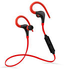 FOR iPhone Android In-Ear Bluetooth Wireless Earbuds Play Music Sport Exercise