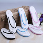 New Women Ladies Summer EVA Flip Flops Flat Slippers Sandals Beach Shower Pool
