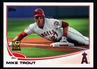 MIKE TROUT MINT ANGELS 2012 ROOKIE ROY & DEF POY 2016 TOPPS RP LOS ANGELES