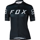 Fox Racing 2017 Womens Switchback s/s Jersey Black/White