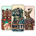 HEAD CASE DESIGNS HIPSTER ANIMALS IN SWEATERS CASE FOR SAMSUNG GALAXY A5 (2017)