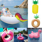 Inflatable Giant Swim Pool Floats Raft Swimming Fun Water Sports Beach Toys New