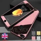 Hybrid 360 0.3 Tempered Glass + Shockproof Case Cover Skin for iPhone 6 S 7 Plus