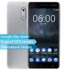 5.5'' Unlocked Nokia 6 Android 7.0 16MP 4G Smartphone Fingerprint 4GB Dual sim