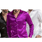 Men's Blouse Fashion Shirt hombres Camisa Hombres Ropa Long Sleeve shirt