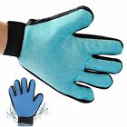 Pet Cat Dog Rubber Hair Removal Cleaning Glove Grooming Mitt Groomer Brush Tool