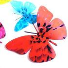 Floral Butterflies - F4 - Weddings, Crafts, Bouquets, Decorations, Wall Art