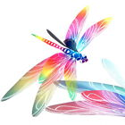 DF017 - Dragonflies - Weddings, Crafts, Bouquets, Decorations, Wall Art