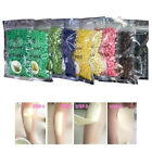 100g Painless Multiflavor Depilatory Hard Wax Beans Hair Removal No Strip Pellet