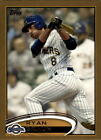2012 Topps Gold - Finish Your Set - *WE COMBINE S/H*