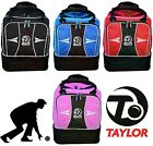 Thomas Taylor Mini Sport Lawn Bowls Bag Red Blue Pink Black Gym Sports Holdall