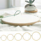 CHIC New 1PCS Wooden Hoop Ring Embroidery Cross Stitch Sewing Craft 13cm-20cm