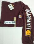 Carhartt 1889 Distressed Graphic Long Sleeve T-Shirt    [B6-2328]