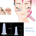 1PC Health Care Face Eye Anti age Silicone Cupping Cup Facial Lifting Massage